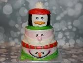 3-tier-christmas-cake