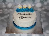 Lily-congrats-cake