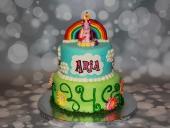 Pony-rainbow-cake