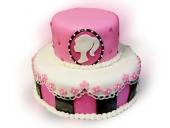barbie-cake