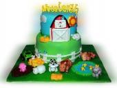 barnyard-cake