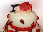 chocolate-ladybug-cake-topper