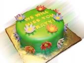 colorful-daisey-cake
