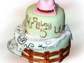 cowgirl-bandana-cake-top-view