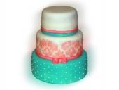 damask-baby-shower-cake